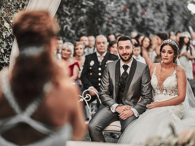 La boda de Juanmi y Anabel en Granada, Granada 177
