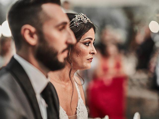 La boda de Juanmi y Anabel en Granada, Granada 182