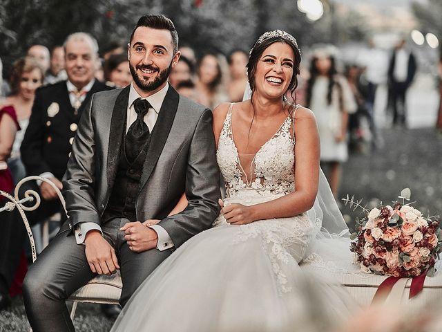 La boda de Juanmi y Anabel en Granada, Granada 183