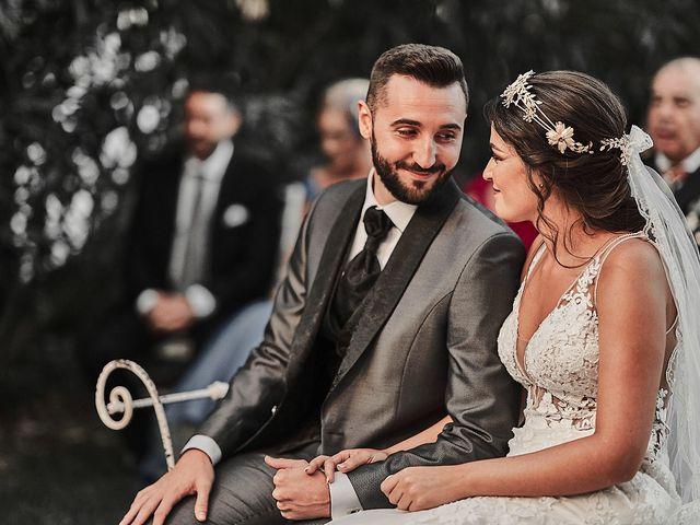La boda de Juanmi y Anabel en Granada, Granada 185