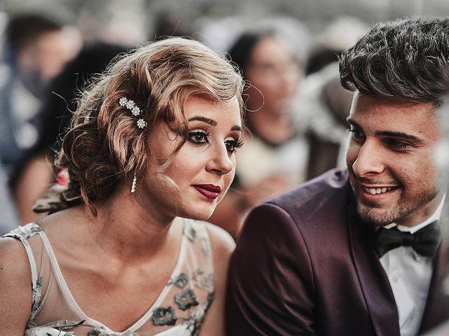 La boda de Juanmi y Anabel en Granada, Granada 187