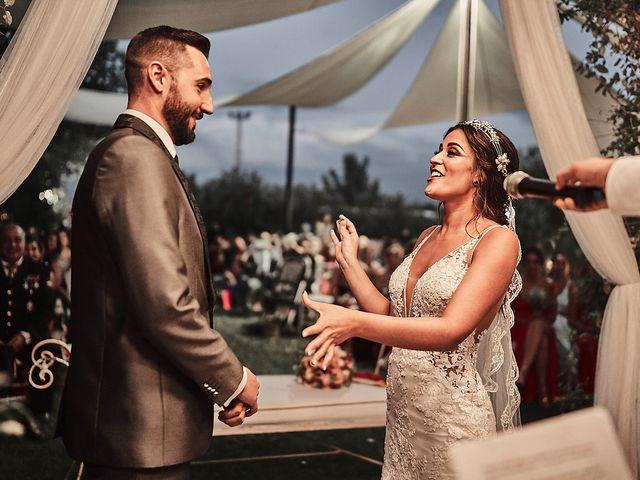 La boda de Juanmi y Anabel en Granada, Granada 195