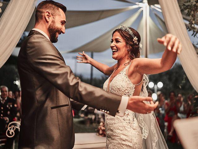 La boda de Juanmi y Anabel en Granada, Granada 197
