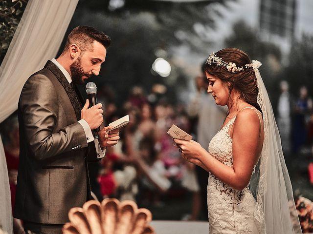La boda de Juanmi y Anabel en Granada, Granada 202