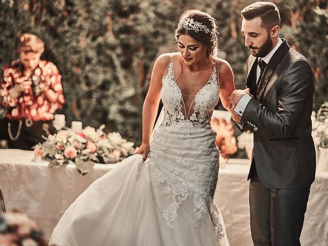 La boda de Juanmi y Anabel en Granada, Granada 206