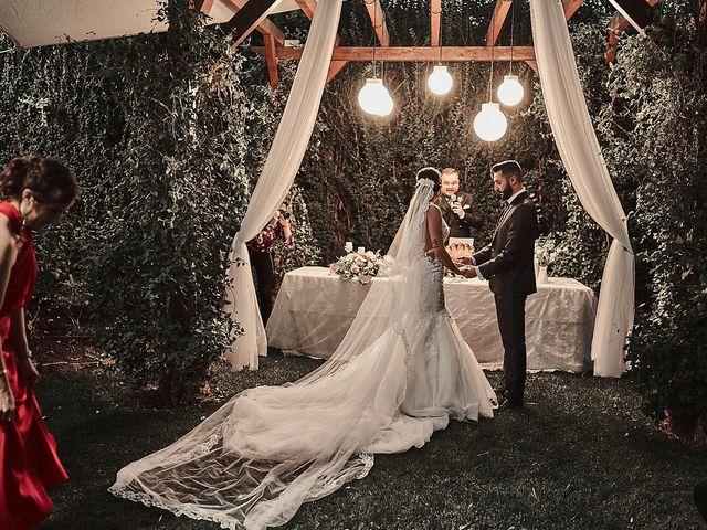 La boda de Juanmi y Anabel en Granada, Granada 207