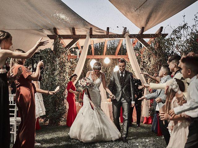 La boda de Juanmi y Anabel en Granada, Granada 209