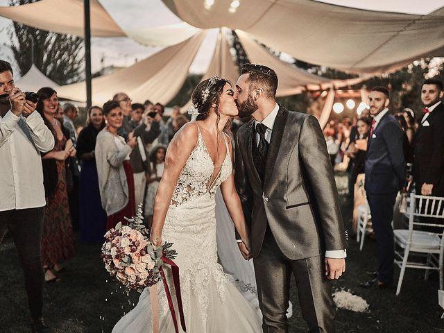 La boda de Juanmi y Anabel en Granada, Granada 211