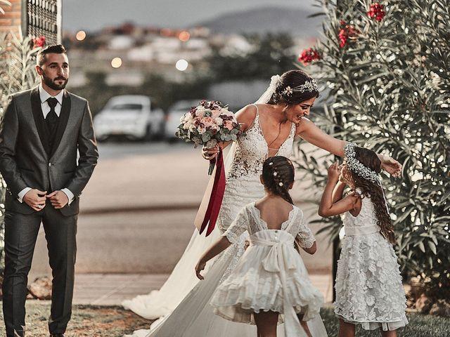 La boda de Juanmi y Anabel en Granada, Granada 212