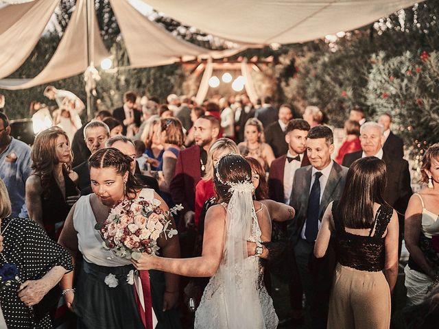 La boda de Juanmi y Anabel en Granada, Granada 214