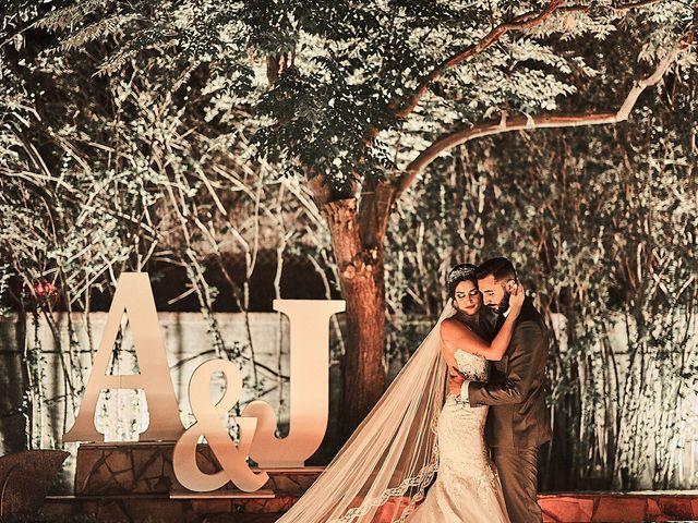 La boda de Juanmi y Anabel en Granada, Granada 221