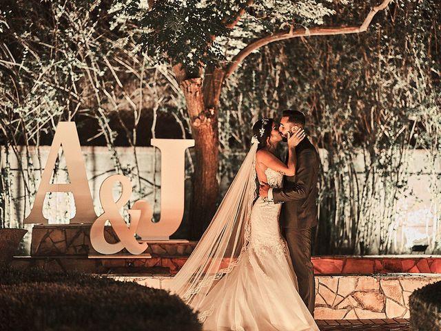 La boda de Juanmi y Anabel en Granada, Granada 222