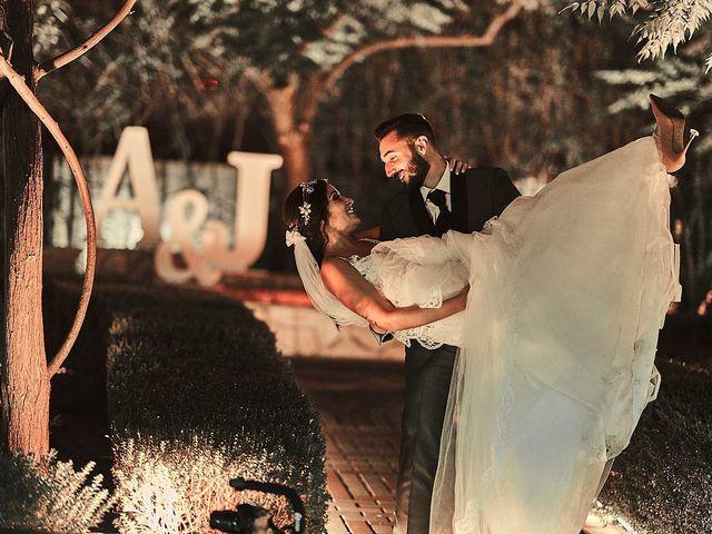 La boda de Juanmi y Anabel en Granada, Granada 223