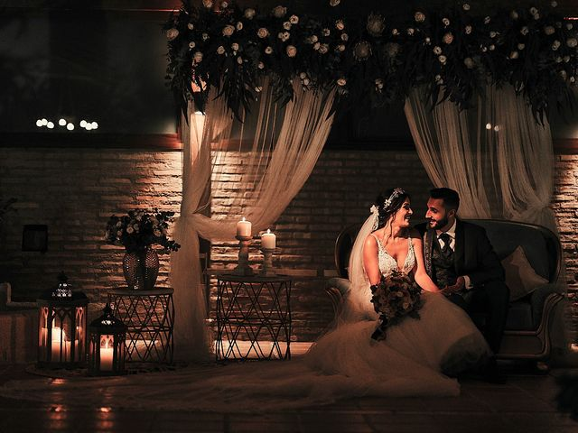 La boda de Juanmi y Anabel en Granada, Granada 225