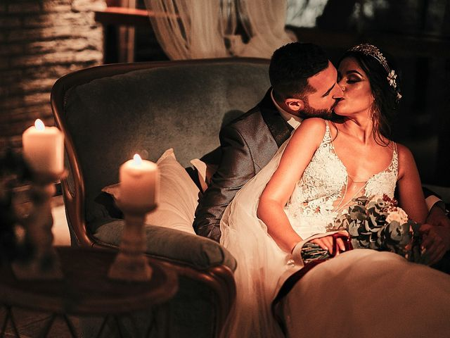 La boda de Juanmi y Anabel en Granada, Granada 227