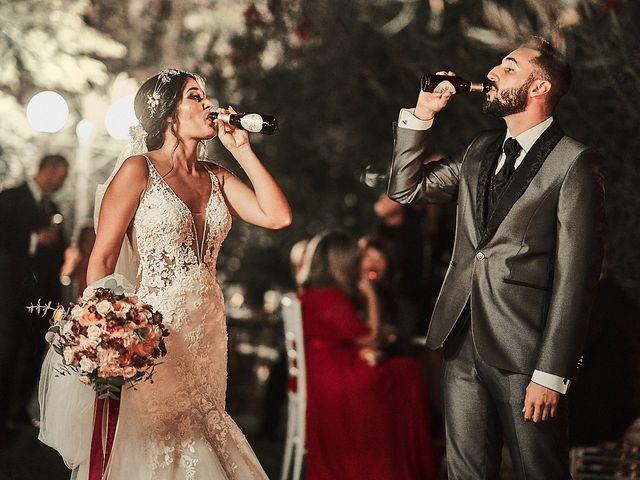 La boda de Juanmi y Anabel en Granada, Granada 230