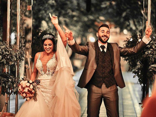 La boda de Juanmi y Anabel en Granada, Granada 246