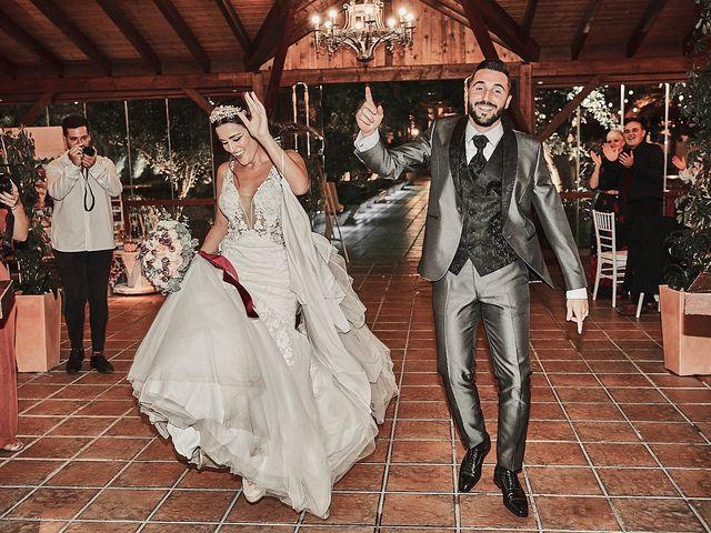 La boda de Juanmi y Anabel en Granada, Granada 247