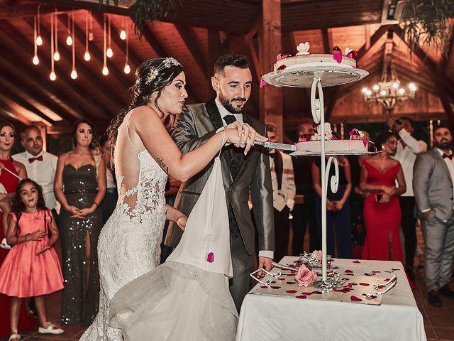 La boda de Juanmi y Anabel en Granada, Granada 259