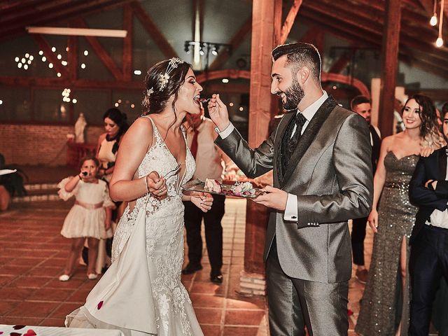 La boda de Juanmi y Anabel en Granada, Granada 260