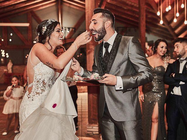 La boda de Juanmi y Anabel en Granada, Granada 261