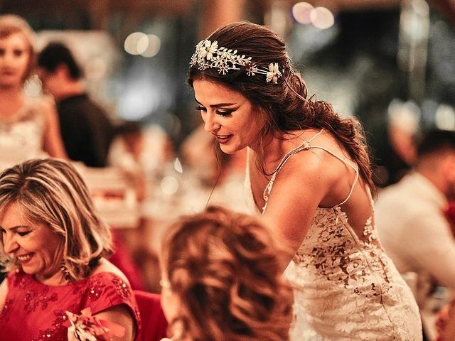 La boda de Juanmi y Anabel en Granada, Granada 264