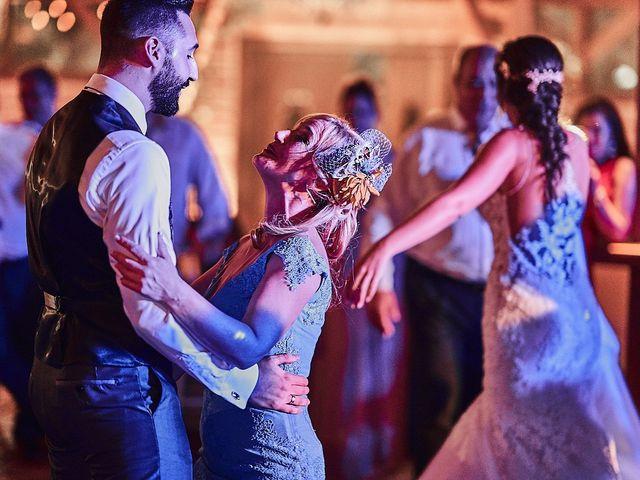 La boda de Juanmi y Anabel en Granada, Granada 279