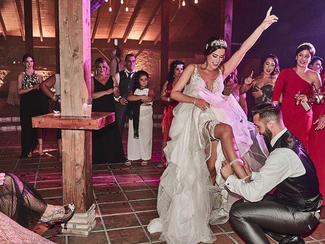 La boda de Juanmi y Anabel en Granada, Granada 288