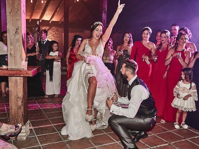 La boda de Juanmi y Anabel en Granada, Granada 289