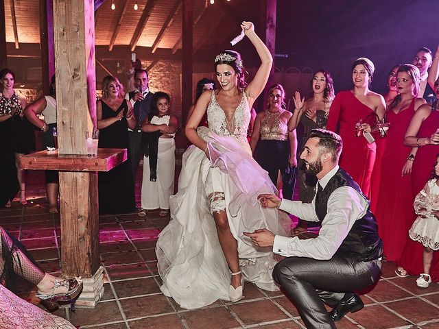 La boda de Juanmi y Anabel en Granada, Granada 290