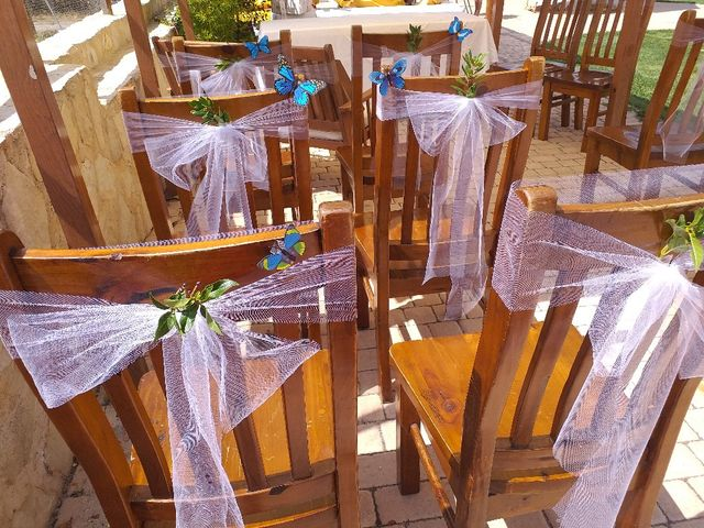 La boda de Daniel y Alexandra en Zarzuela Del Monte, Segovia 8