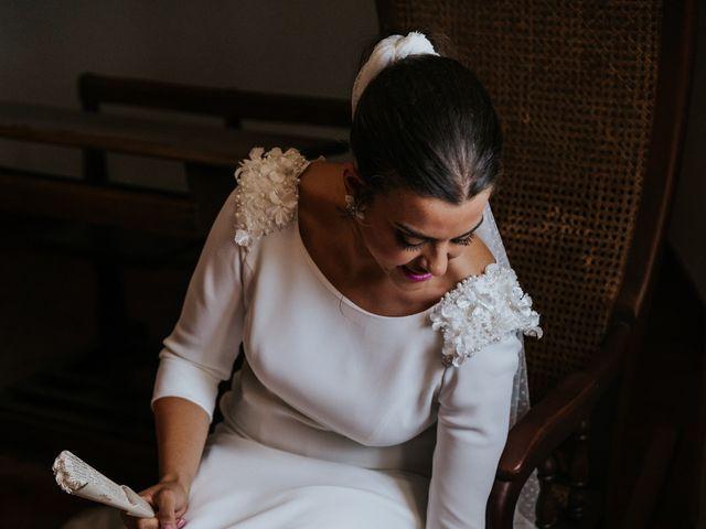 La boda de Moises y Carolina en Membrilla, Ciudad Real 12