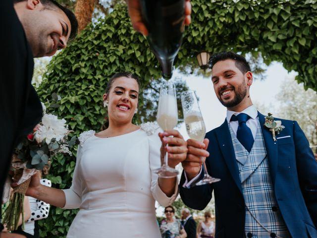 La boda de Moises y Carolina en Membrilla, Ciudad Real 16