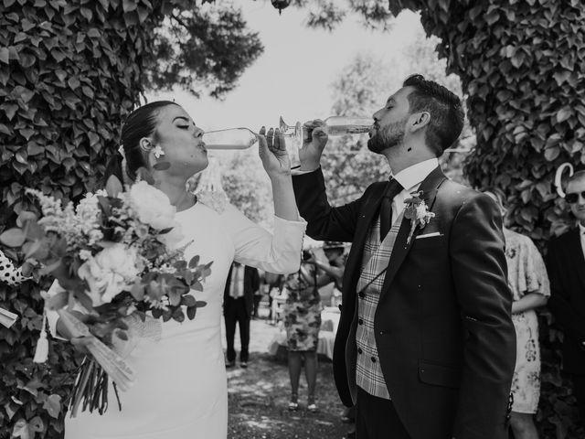 La boda de Moises y Carolina en Membrilla, Ciudad Real 17
