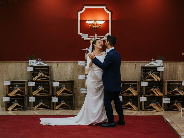 La boda de Moises y Carolina en Membrilla, Ciudad Real 18