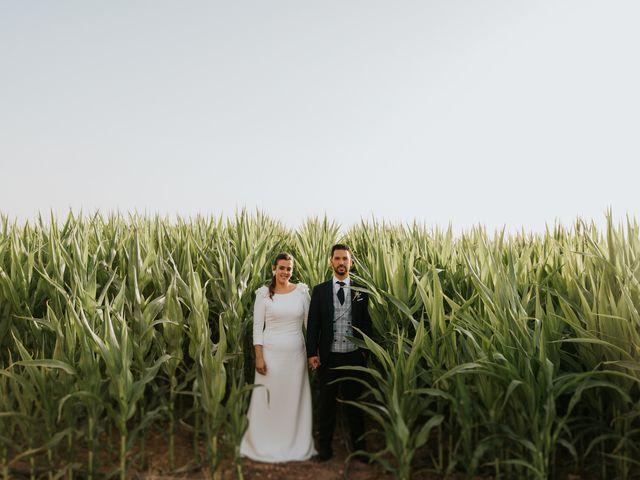 La boda de Moises y Carolina en Membrilla, Ciudad Real 27