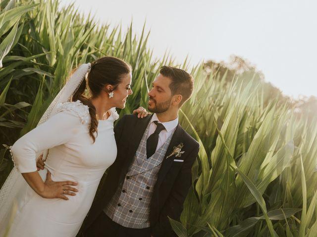 La boda de Moises y Carolina en Membrilla, Ciudad Real 28