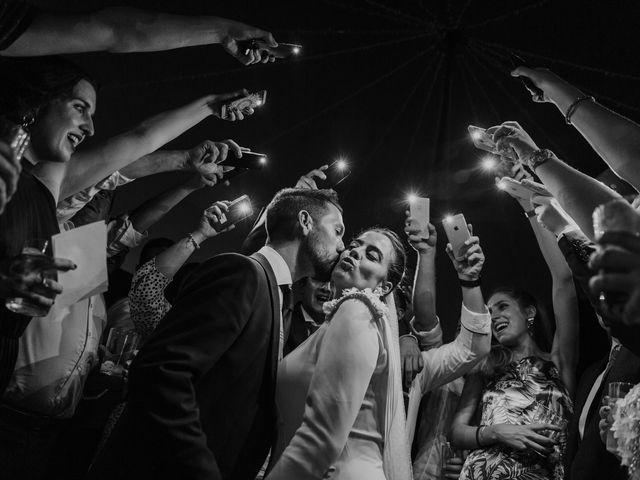 La boda de Moises y Carolina en Membrilla, Ciudad Real 34