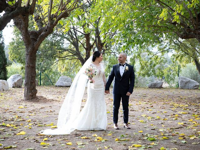 La boda de Alan y Anndrea en Bigues, Barcelona 20