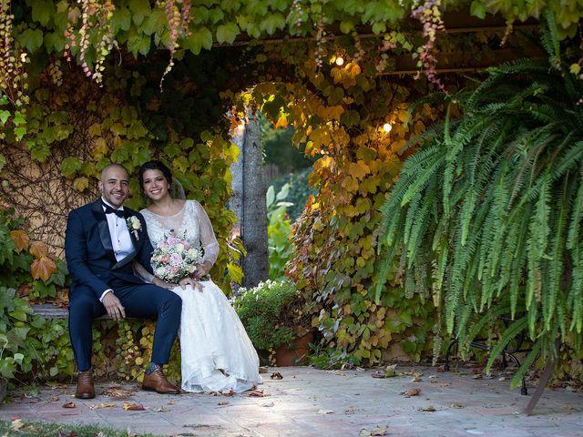 La boda de Alan y Anndrea en Bigues, Barcelona 27