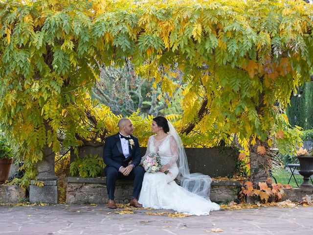 La boda de Alan y Anndrea en Bigues, Barcelona 29