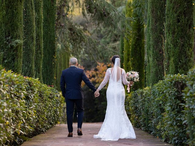 La boda de Alan y Anndrea en Bigues, Barcelona 31