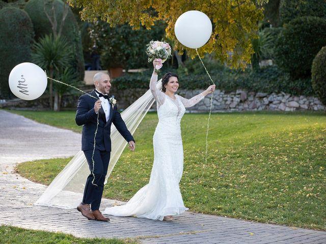 La boda de Alan y Anndrea en Bigues, Barcelona 33