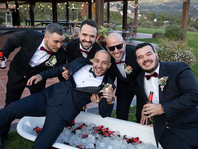 La boda de Alan y Anndrea en Bigues, Barcelona 36