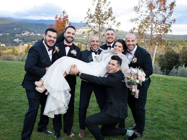 La boda de Alan y Anndrea en Bigues, Barcelona 37