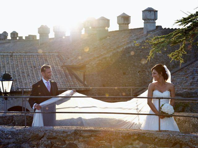 La boda de Francesca y Stefano