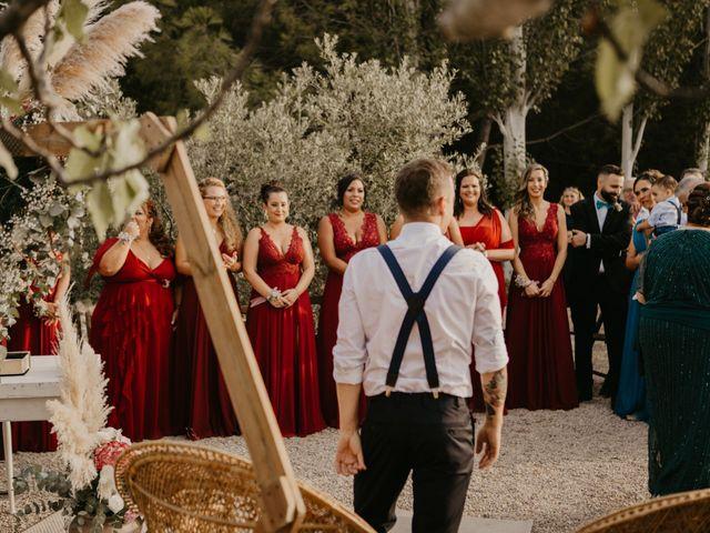 La boda de Ivan y Jennifer en Riudoms, Tarragona 30