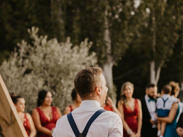 La boda de Ivan y Jennifer en Riudoms, Tarragona 31