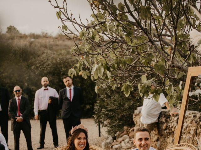 La boda de Ivan y Jennifer en Riudoms, Tarragona 42