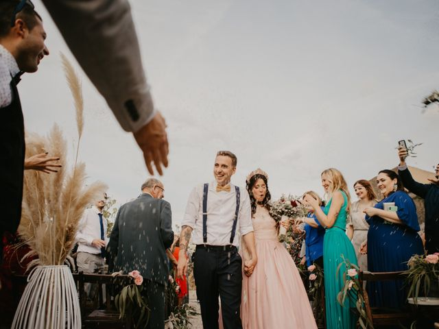 La boda de Ivan y Jennifer en Riudoms, Tarragona 50